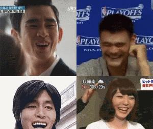 星热点:亚洲四大笑容是谁 亚洲表情四大天王都是谁
