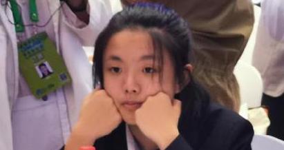 【羡慕】15岁女蝉联科学家 谈方琳个人资料家庭背景曝光