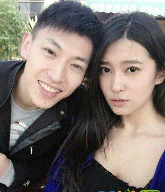 刘晓宇女友钟鹿纯个人资料及生活照 钟鹿纯微博