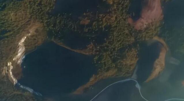【聚焦】广西发现天坑群 全球有一半以上的天坑分布在广西