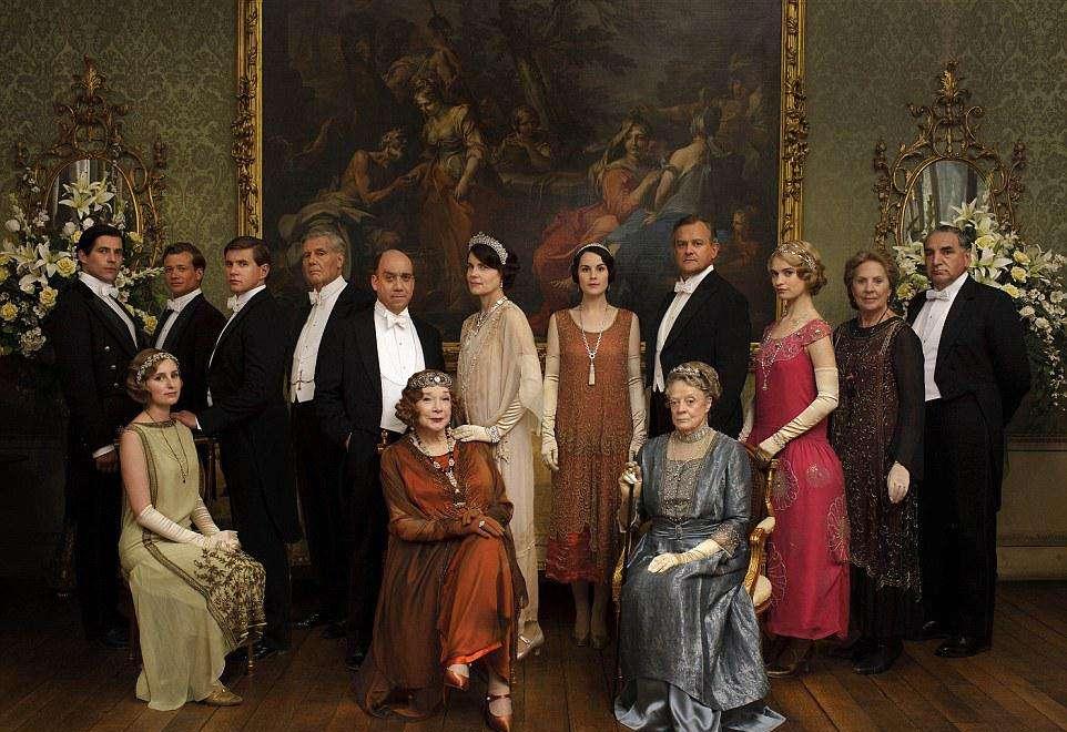 电影版唐顿庄园定档 将有20个剧版演员回归