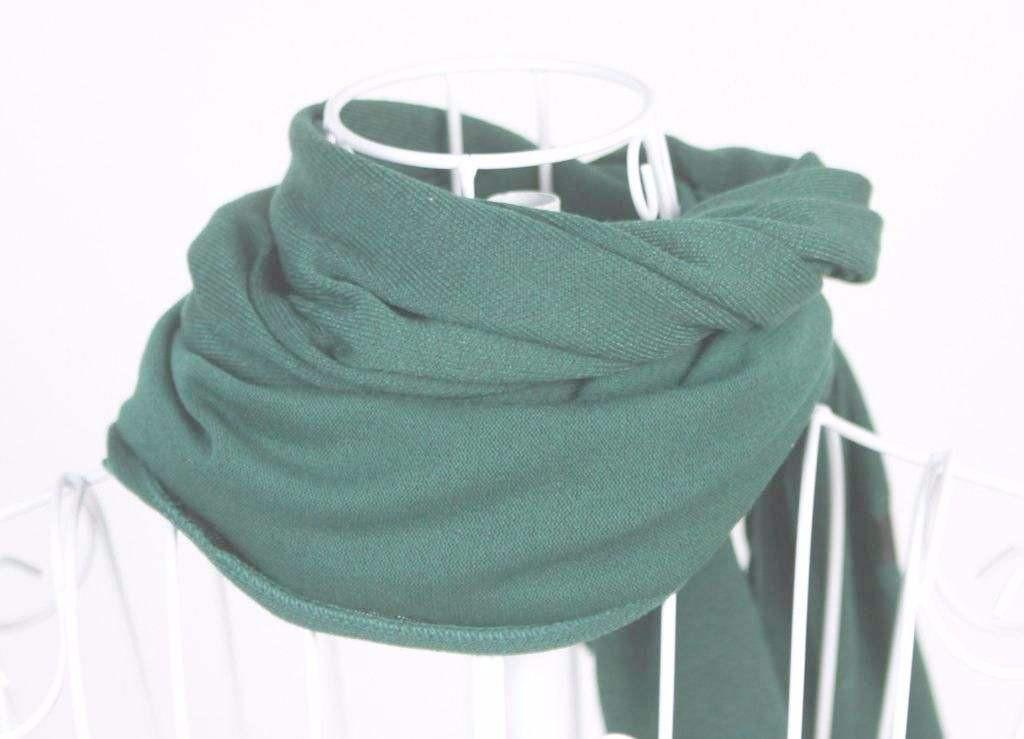 适合男生戴的围巾织法 以简单为主可以吗