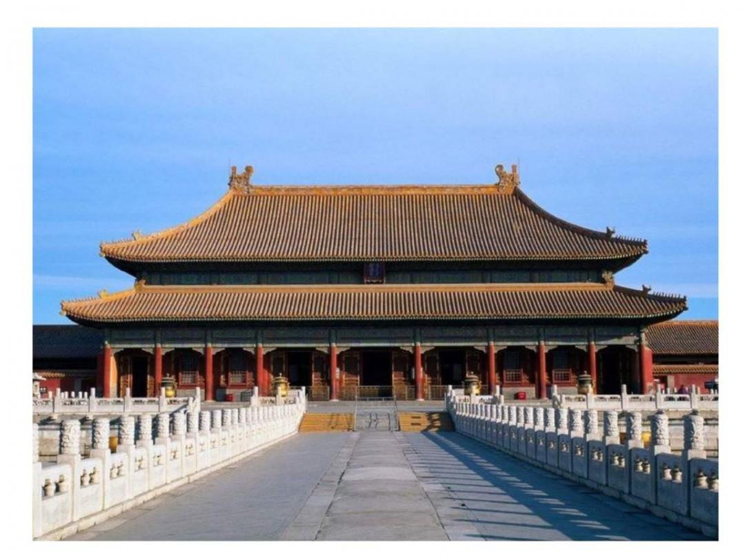 中国建筑的特征 都有什么突出的特点
