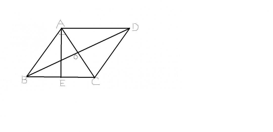 菱形面积公式 大家可以学习一下