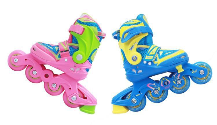 溜冰鞋怎么滑的教程 滑溜冰鞋教程详解