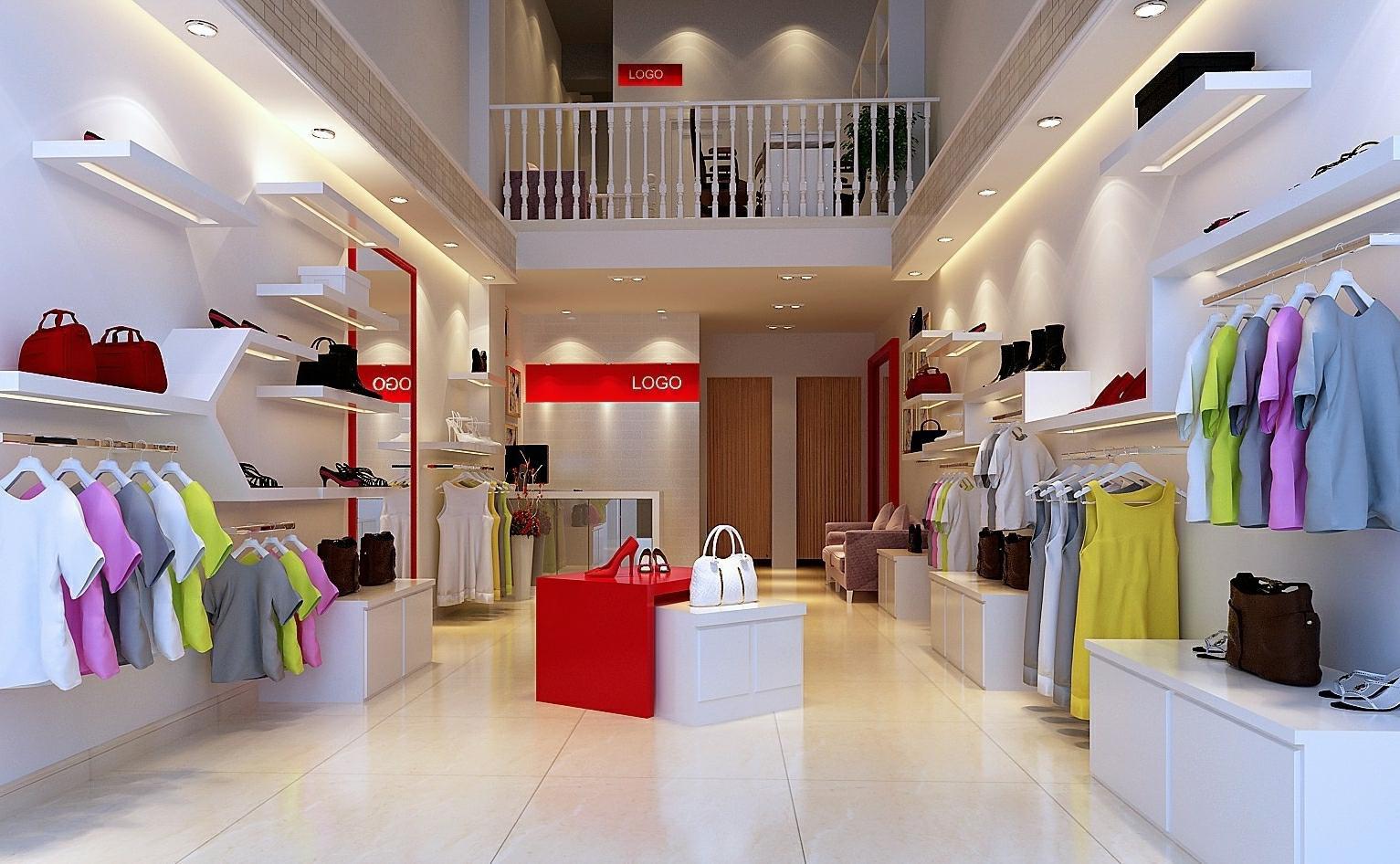 衣服店如何装修 衣服店怎么装修