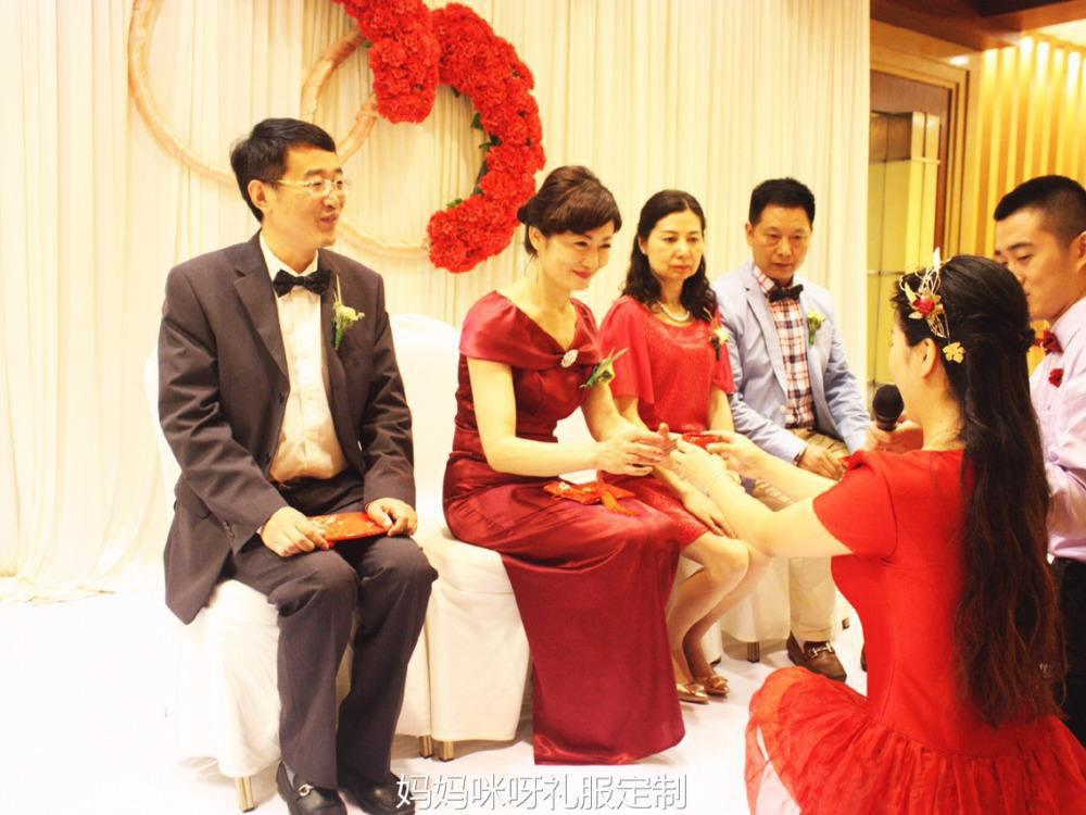 婚礼父母贺词 经典婚礼父母贺词