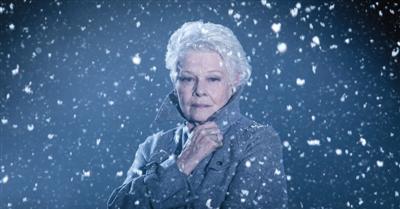 【明星爆料】007里的M夫人朱迪·丹奇:老戏骨是这样练就的
