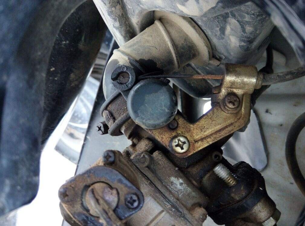 摩托车化油器漏油怎么修 看完你就知道了