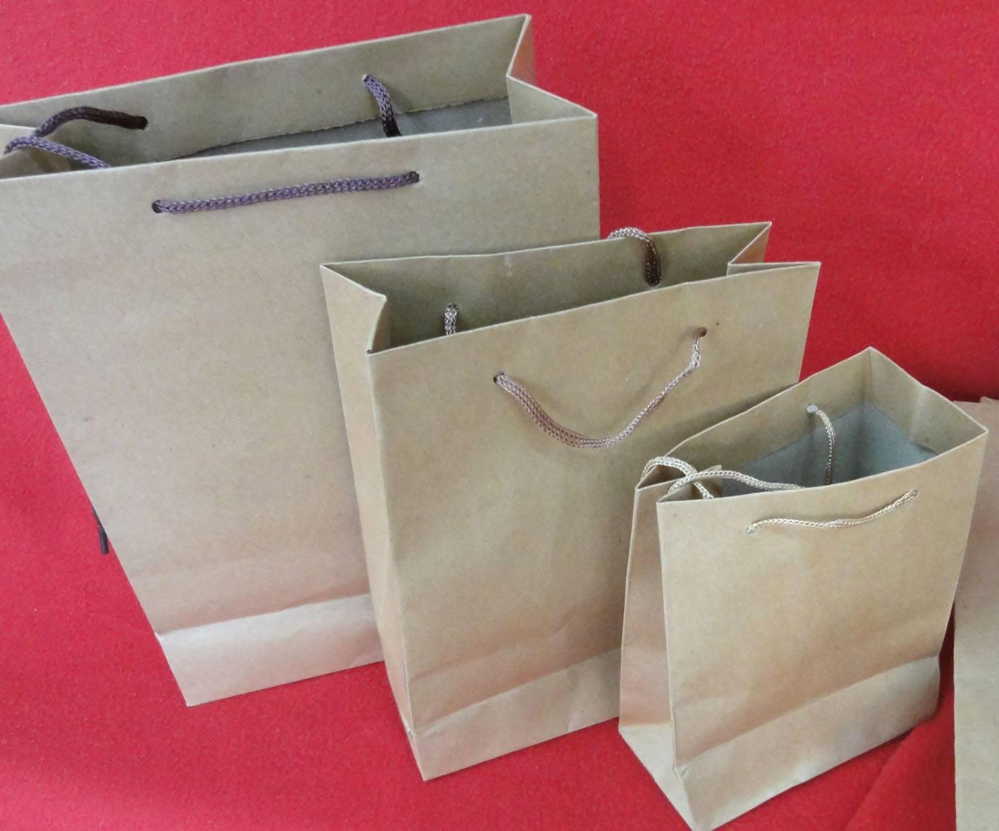 手工纸袋制作图解步骤 手工纸袋的制作方法步骤详解