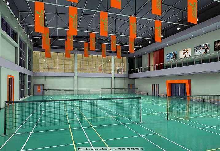 羽毛球网高多少 羽毛球网高度简述