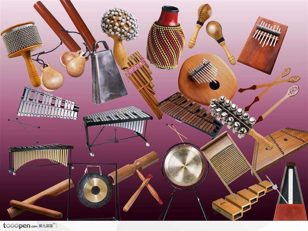 古典乐器有哪些 送给喜欢的你