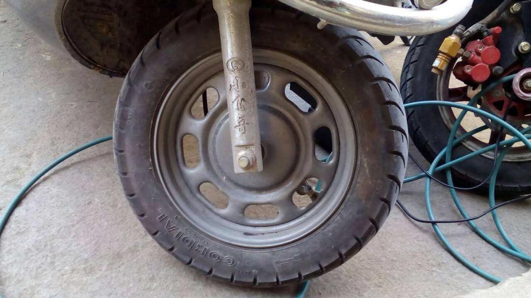 电动自行车真空胎怎样打气 真空胎电动自行车充气方法