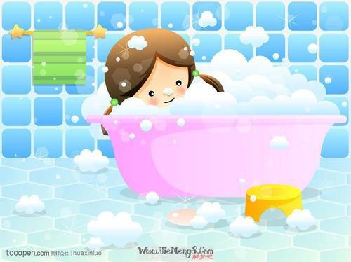 梦见洗澡是什么预兆 分以下情况说明