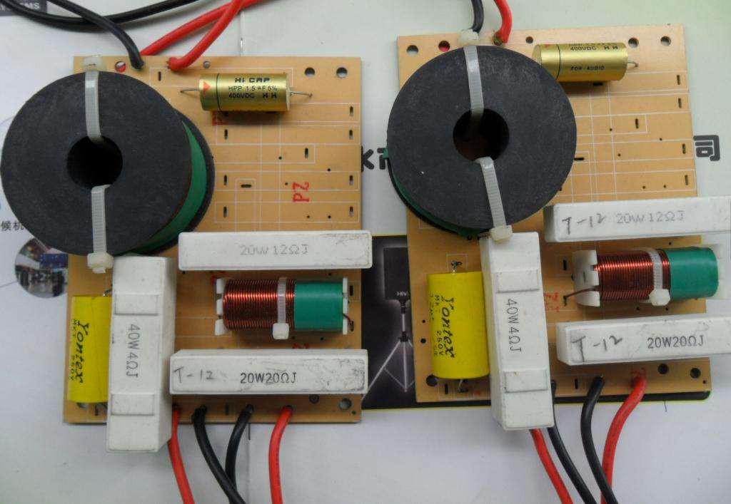 自制音箱分频器 一起来看看