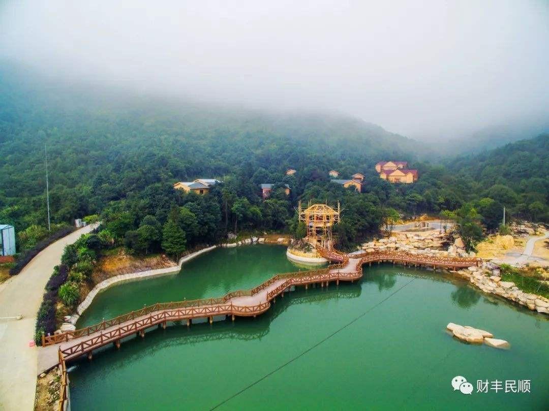 丰顺县旅游景点 丰顺县5大旅游景点