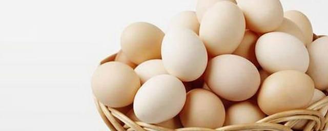 一个鸡蛋有多重 一个鸡蛋的重量