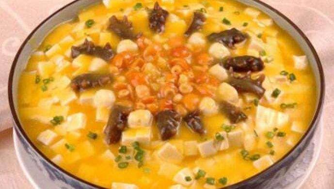 海参豆花是哪个地方的菜 这道菜有什么功效