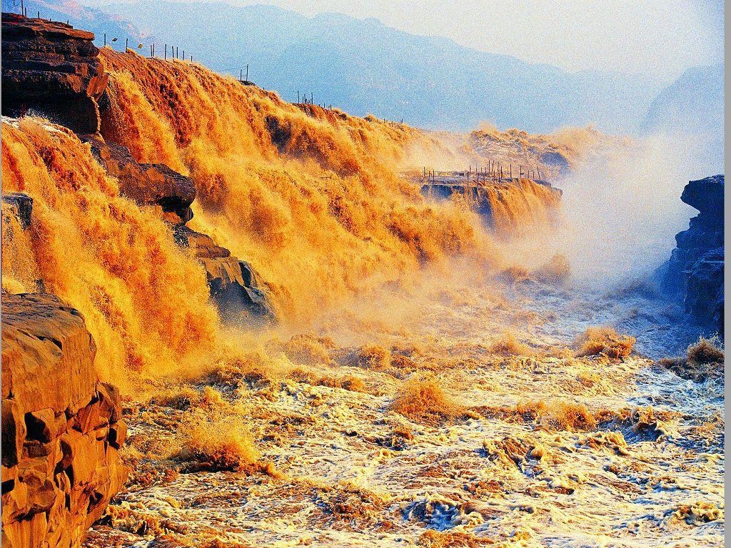 中国流水量最大的瀑布是? 下面就大家介绍一下