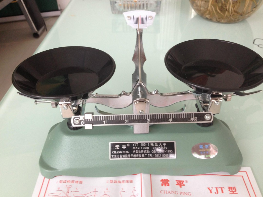 托盘天平的使用方法 托盘天平的使用方法简述