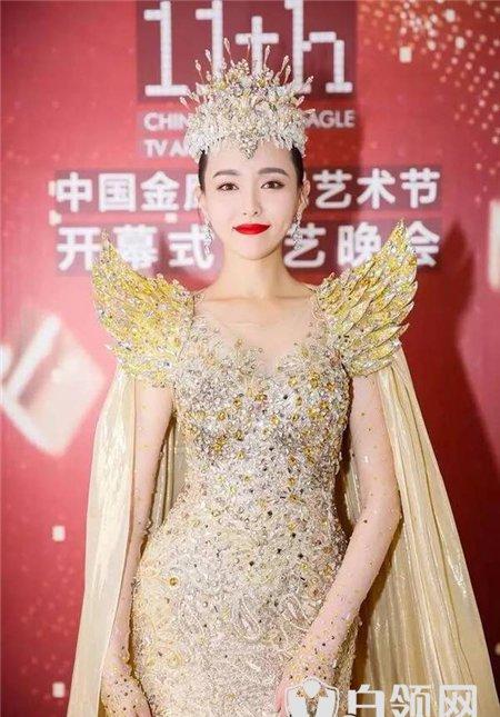 星热点:唐嫣金鹰女神扮相遭粉丝吐槽 造型师萧峻与网友对骂
