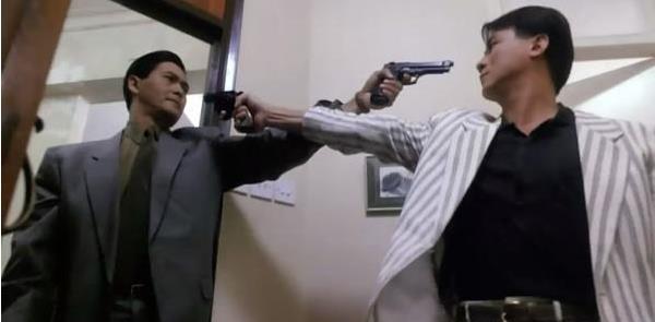 星热点:香港警匪电影排行:香港十五部经典黑帮警匪片