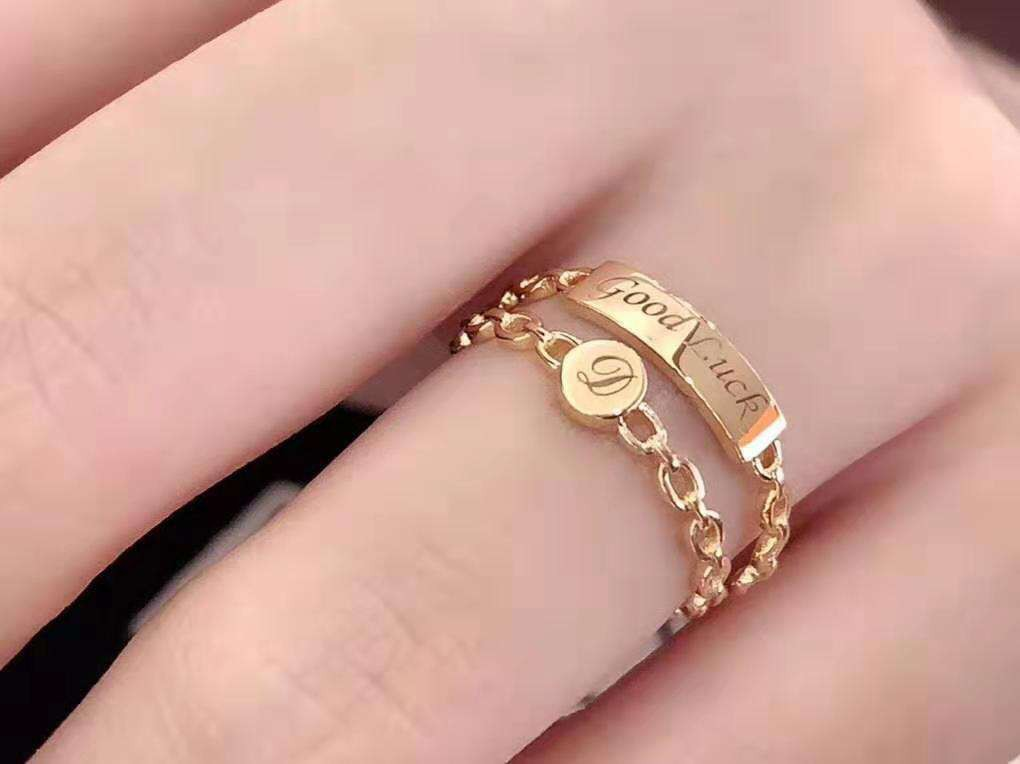 怎么折戒指 折戒指方法