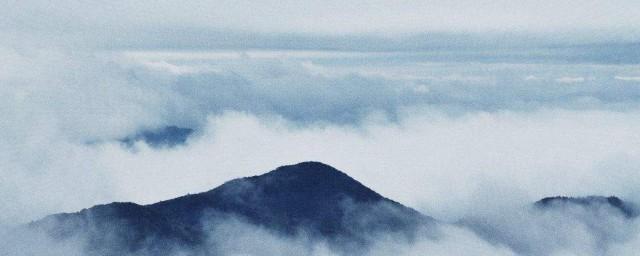 南岳衡山最高峰是哪个峰 衡山最高峰内容介绍