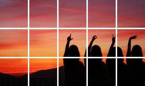 相册照片怎么拼图 怎样在手机相册中制作照片拼图