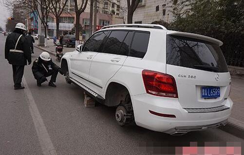 【活久见】奔驰新车掉轮子 背后真相曝光令人意外