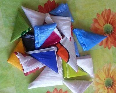 垃圾袋折法 垃圾袋折法简述