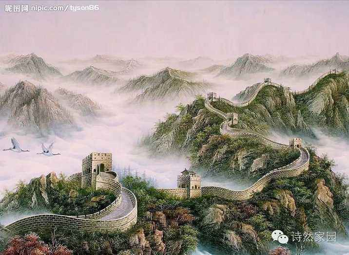 关于长城的故事 两则关于长城的传说