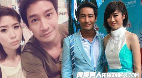 泰国明星pong和老婆是谁 泰国明星pong妻子资料照片