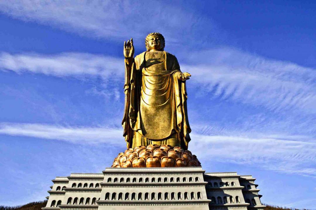 我国最大的佛像是哪一座 我国最大的佛像是中原大佛