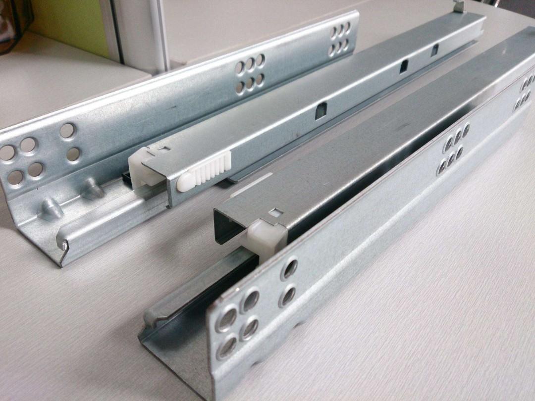 抽屉滑轨怎么安装 抽屉滑轨安装方法