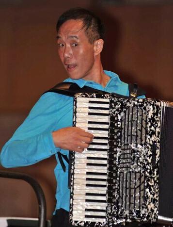【图文】知名手风琴表演艺术家杨帆脑溢血离世 享年52岁