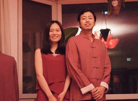 王昱珩陈冉冉结婚照片配一脸 水哥老婆曝光与前妻离婚有一女儿