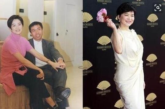 林青霞婚变的真实原因 老公邢李原上海小三是谁照片曝光颜值高