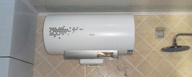 怎样安装电热水器 电热水器如何安装?