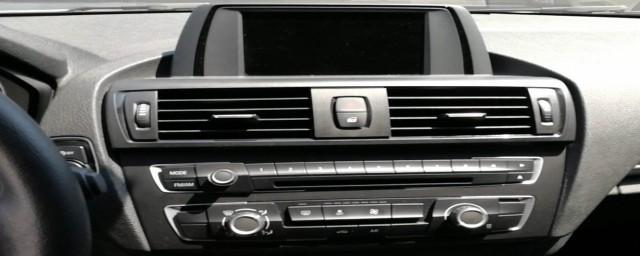 宝马116i换空调滤芯教程 宝马116i换空调滤芯的步骤