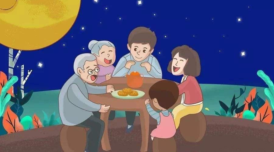 关于中秋节的资料 中秋节来历盘点