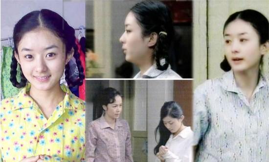 赵丽颖演过的电视剧电影 代表作有哪些