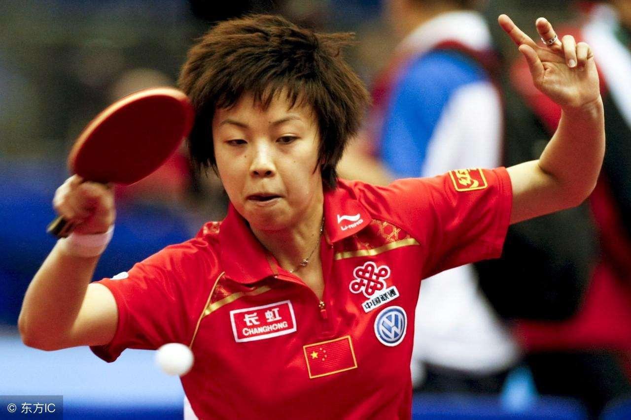 张怡宁老公比她大多少岁 竟然大了这么多