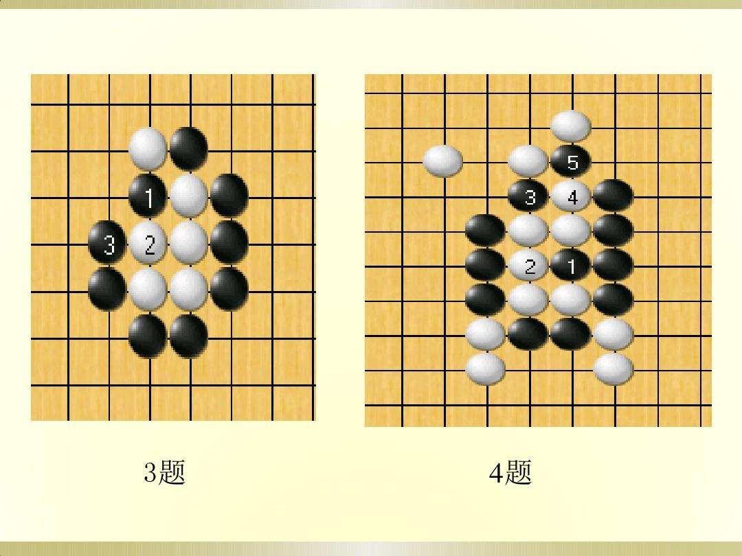 怎么下围棋入门法 围棋的基本下法和规则