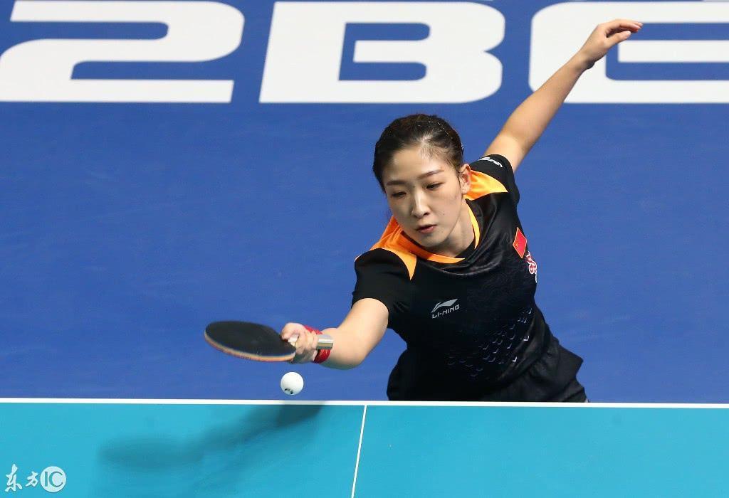 乒乓球团体比赛程序分为几种 你看懂了吗