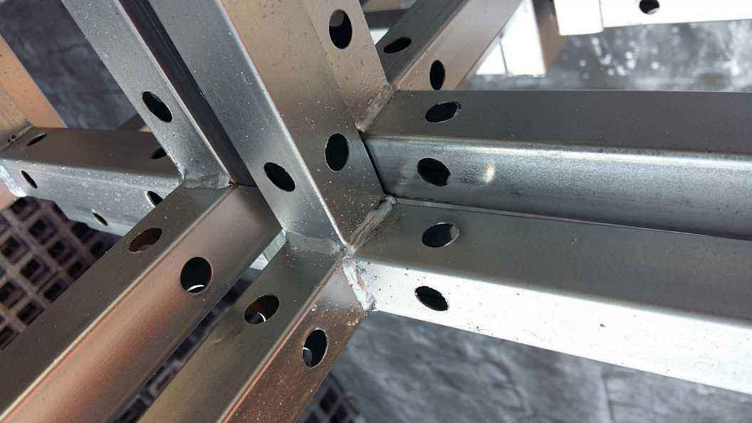方管焊接技巧 教你掌握