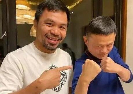 【热议】马云挑战世界拳王 用钱财打败拳头太霸道了吧
