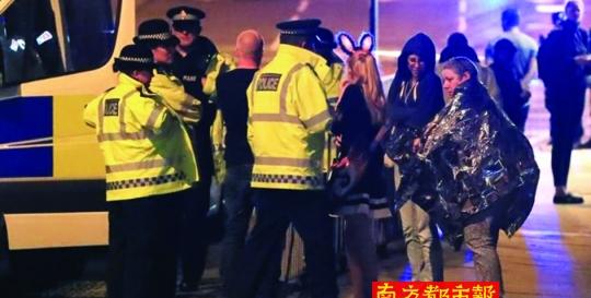A妹英国演唱会遭遇恐袭:我彻底心碎了