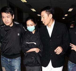 刘德华老婆怀二胎是男孩 朱丽倩个人资料背景遭扒身价千亿