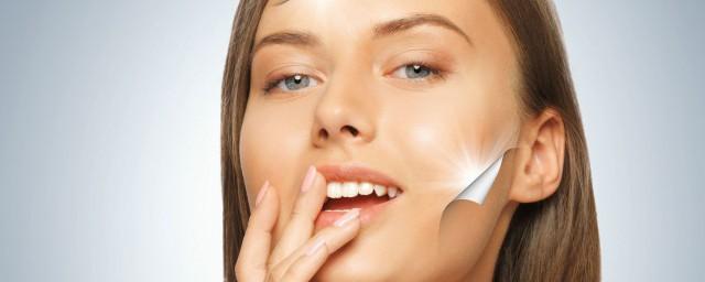 去皱纹护肤品 以及脸部保养方法